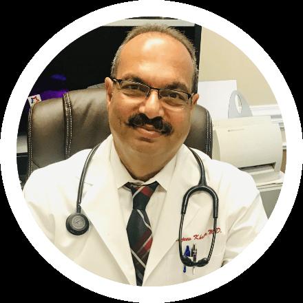 Rajeev Khanna, M.D. - image
